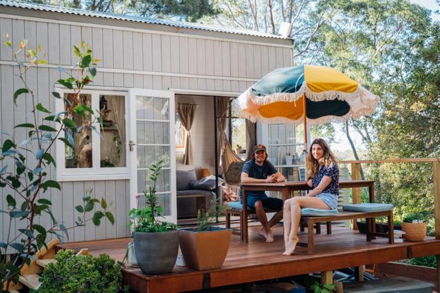 Deon & Marine Candid Tiny House