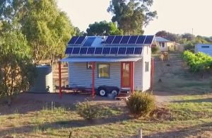 Tiny house support for DIY builders