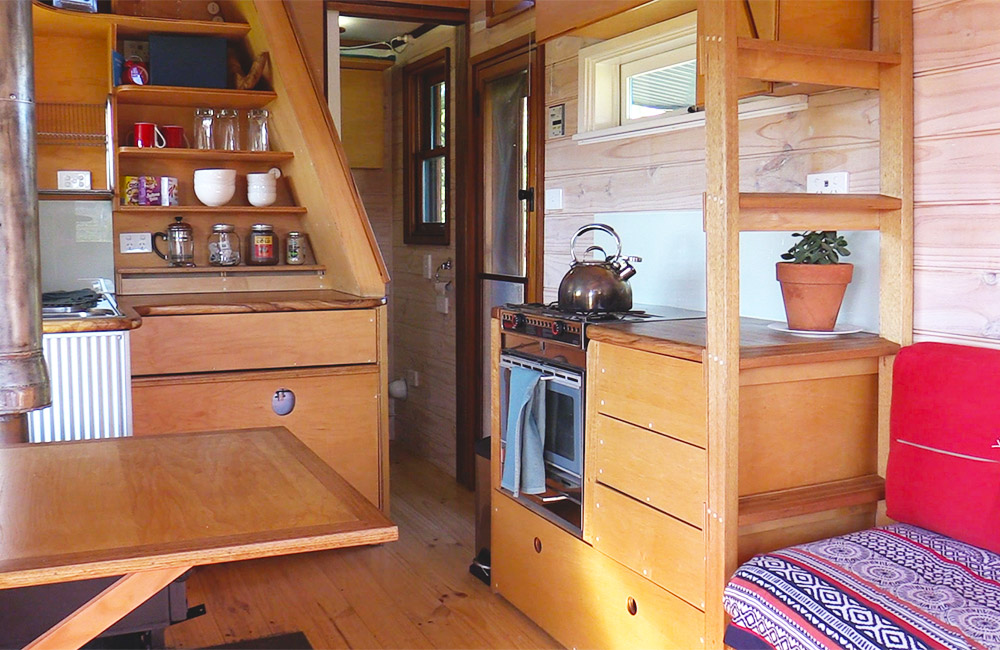 stay in a tiny house on wheels try before you buy