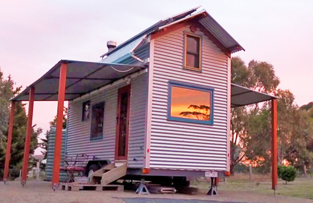 Fred's Tiny Houses & Trailers