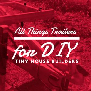 Best tiny house trailer information in australia, workshop