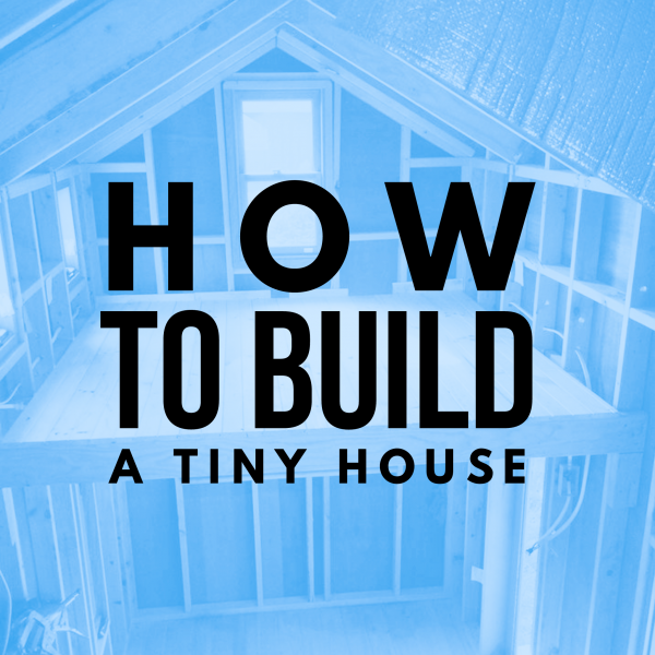 Best information on how to build a tiny house workshop in Australia