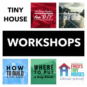 DIY WORKSHOPS TINY HOUSES AUSTRALIA