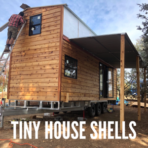 Buy a Tiny House Shell