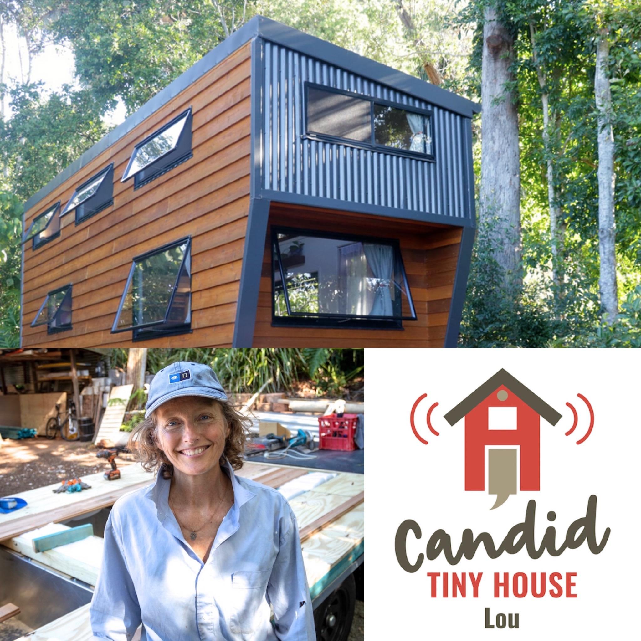 Candid Tiny House - Lou